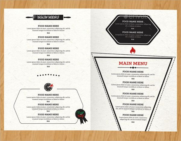Oltre 25 Fantastiche Idee Su Pizza Menu Design Su Pinterest