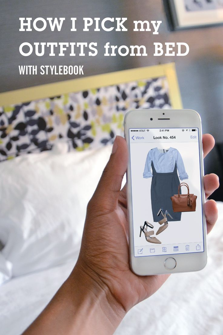 How I make outfit collages on my phone using pictures of my real clothes with Stylebook.