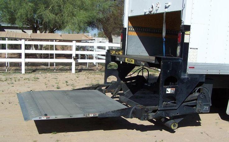 2008 FORD F650 For Sale In Phoenix - - Only 106,000 Miles - Cummins Diesel - Auto - Working AC - Lift Gate - ONLY $26,900 - - HD TRUCKS & EQUIP LLC - - -  Call 602-510-5444 --- www.HDTrucksAndEquipmentSales.com