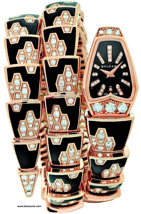 bulgari serpenti watches to be unveiled at baselworld
