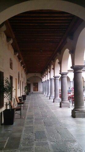 Hotel Quinta Real en la histórica ciudad de #Puebla, en #Mexico. Confort y estilo en uno de los poblados coloniales más bonitos de todo el continente.