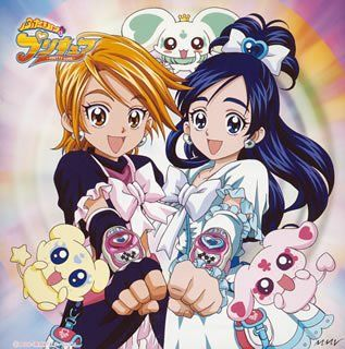 This came out before I was comprehensive enough to know what the heck Pretty Cure was, but im a huge fan of this show now!