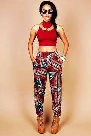 african print trousers for ladies ~African fashion, Ankara, kitenge, African women dresses, African prints, Braids, Nigerian wedding, Ghanaian fashion, African wedding ~DKK