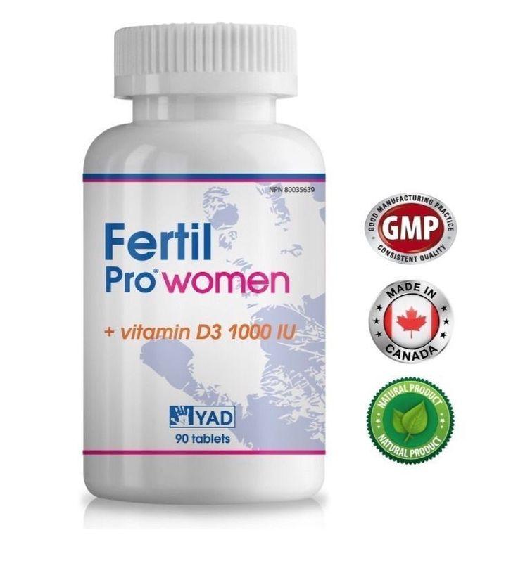 Fertil pro fertility pills formula for women #Fertilpro