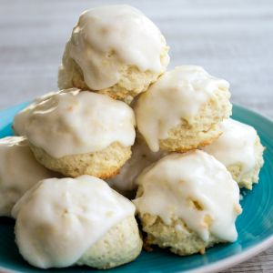 Italian Lemon Drop Cookies - White Lights on Wednesday