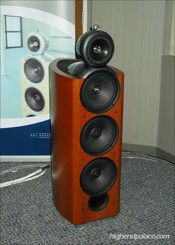 HIGH-END PALACE - 2006 Stereophile Show II