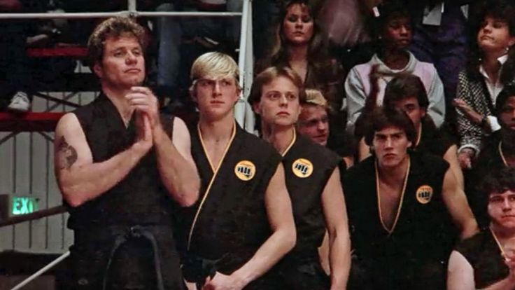 """Sweep the leg!"" Everyone has their favorite line from the ""Karate Kid,"" where Daniel LaRusso fights back against bad boy and bully Johnny Lawrence to win the All-Valley Karate Tournament in the thrilling end to the 1984 film."