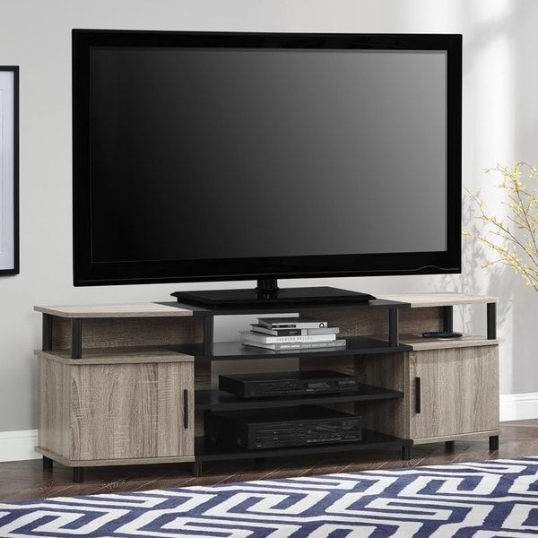 Ameriwood Home Carson 70-inch TV Stand