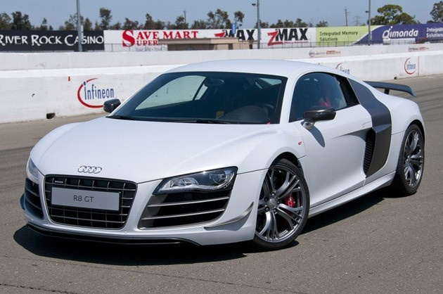 Audi R8 GT! This will the car im gonna buy when i get rich!! Lol