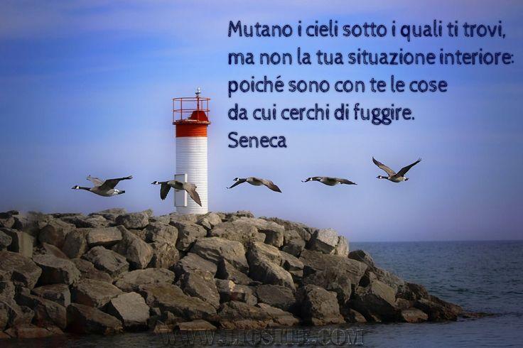Seneca - Mutano i cieli ...