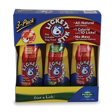 Lickety Stiks... Delicious & Sooooo Good For Them!!!