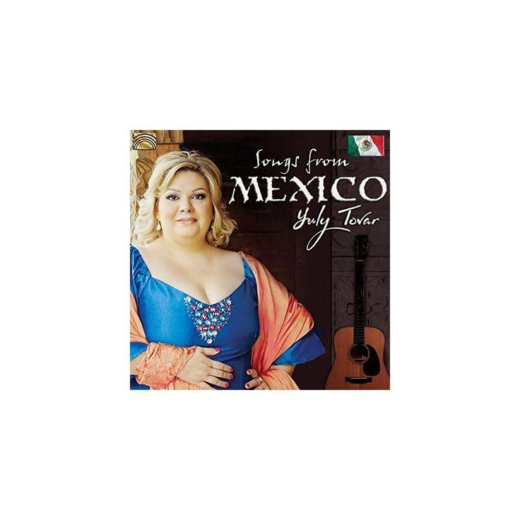 Romero El Cuervo & Tovar - Songs from Mexico (CD)