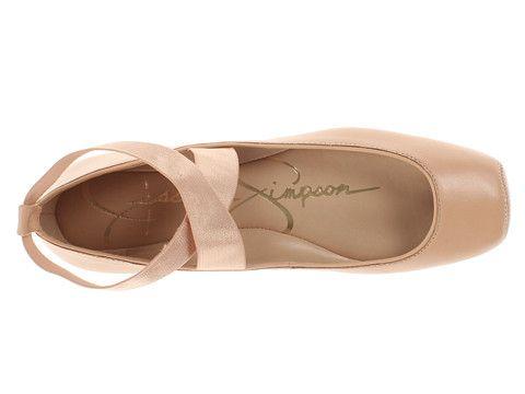 Jessica Simpson Mandalaye Oxford - Zappos.com my own pair of useful balerina shoes!