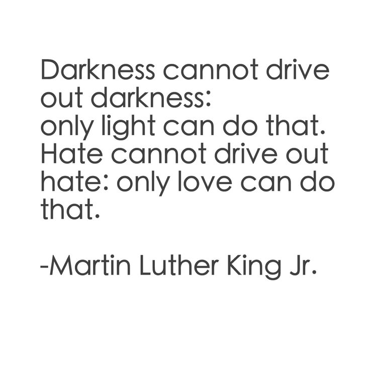 Martin Luther King Jr. #quote