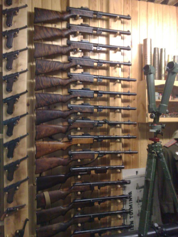 Pin On Gun Rooms
