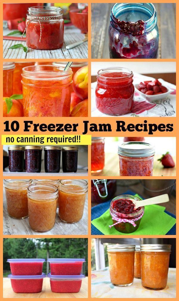 10 freezer jam recipes.Stuff I've Gotta Share and You've Gotta See | Recipe Girl