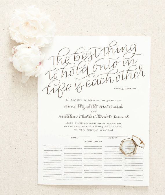 The 25+ best Marriage certificate ideas on Pinterest Wedding - sample marriage certificate