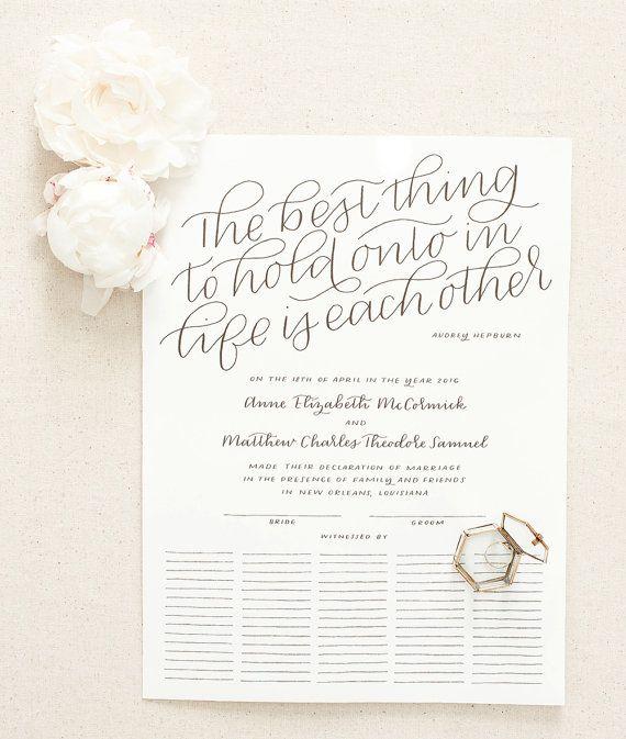 Best  Marriage Certificate Ideas On   Wedding