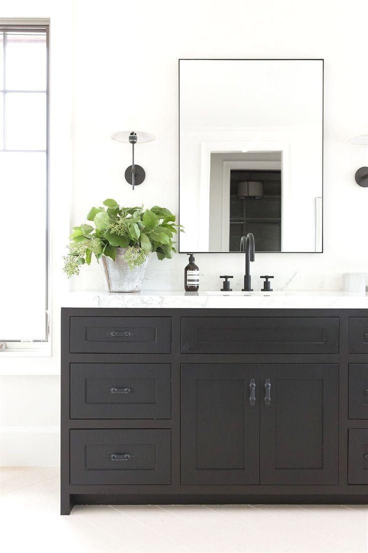 The 8 Must Haves Of Your Rustic Bathroom Black Vanity Bathroom