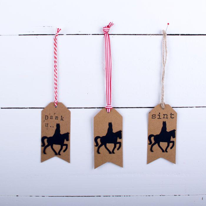 D.I.Y. Sinterklaas labeltjes