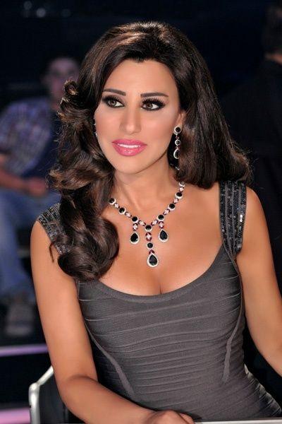 Lebanese Singer Najwa Karam Think Diab