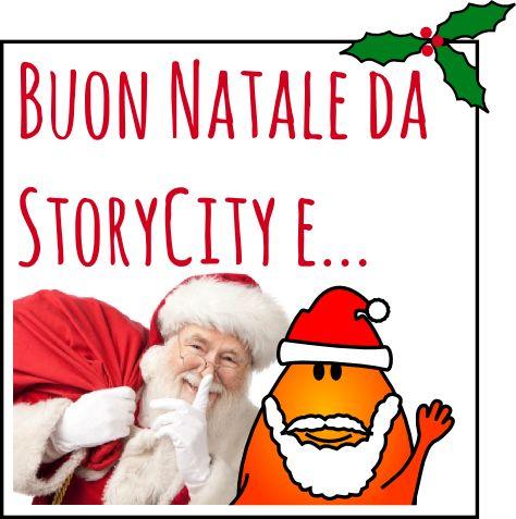Buon Natale da StoryCity e...