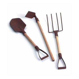 Rustic Garden Tools-5.5 inch