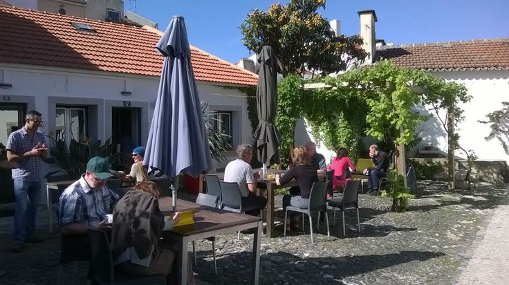 During sunny days, breakfast is served every morning on the patio...