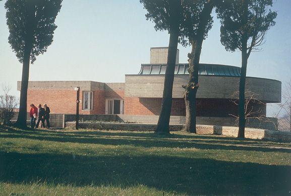 IT, Urbino, Giancarlo de Carlo.