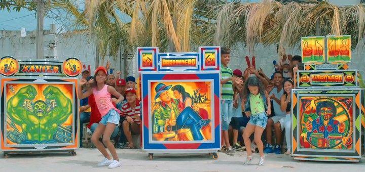 """Bailongo, ¡una nueva serie con el objetivo de ponernos a bailar! Bailemos con """"La muchachita"""" de Wilfran Castillo con Bazurto All Stars."""