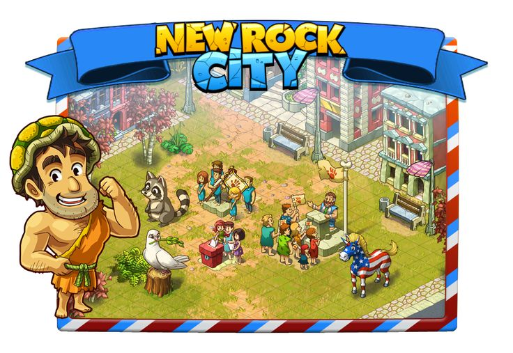 New Rock City: Independence Day 2016