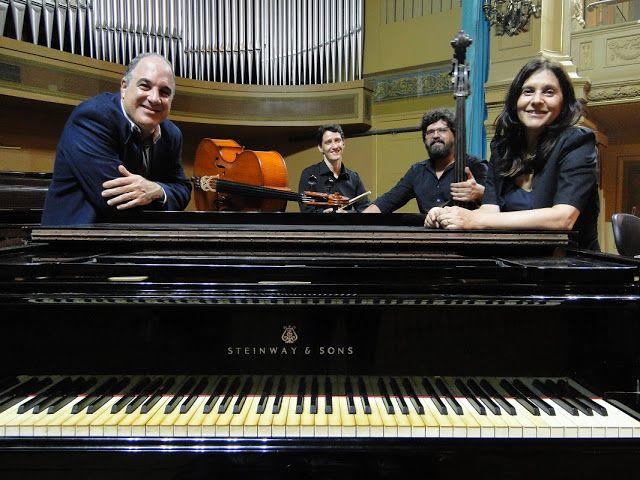 MAPA DA CULTURA: Grátis: Quarteto Concertante homenageia Radamés Gnattali e Claude Bolling, no BNDES, nesta quarta (31/05)