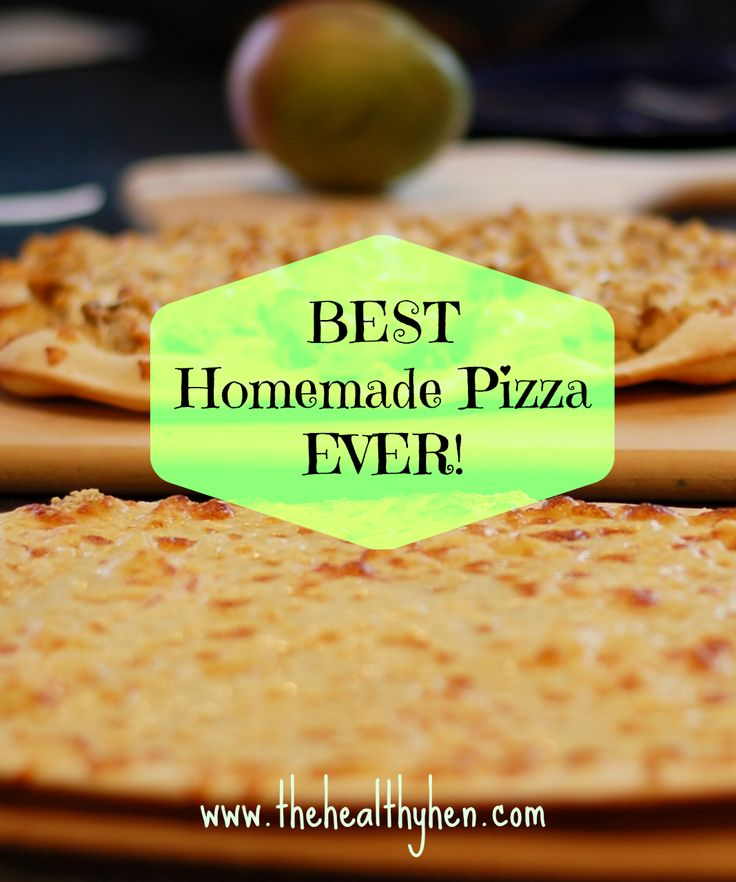 Best Pizza home or delivery!