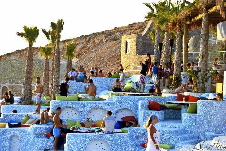 Pathos lounge bar -ios greece