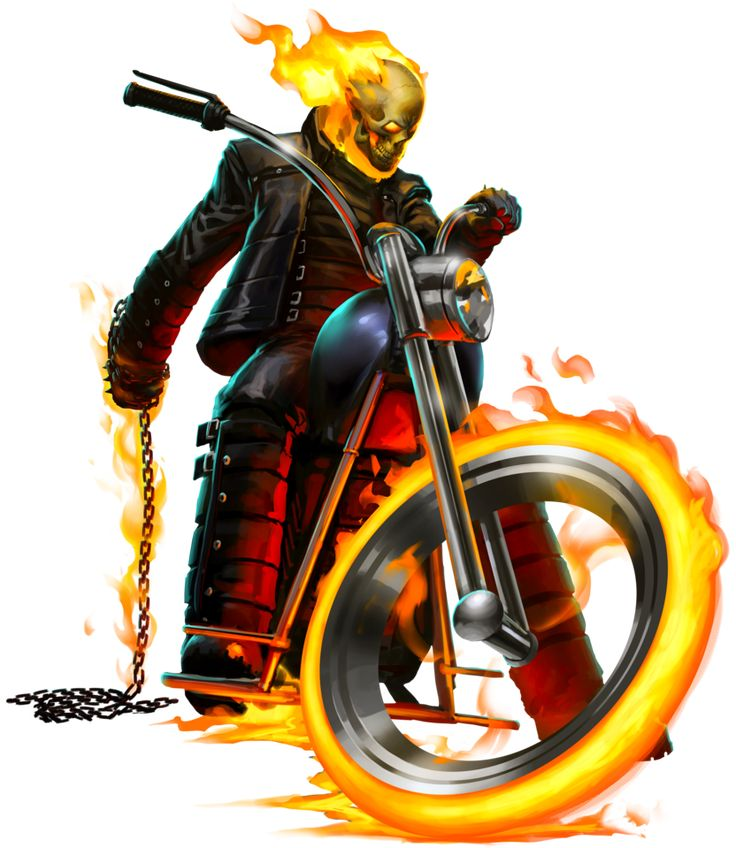 Ghost Rider Puzzle Quest by alexiscabo1 on DeviantArt