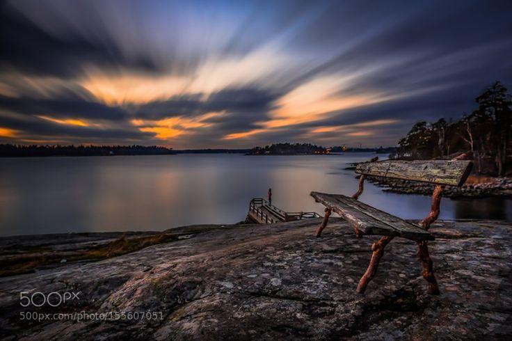 Have a Seat by jari-peltoniemi via http://ift.tt/1Z3x4Ef
