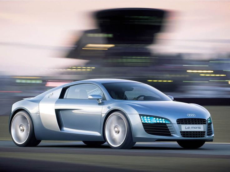 Audi R8 Concept Car This is a cool car! Check out a lot more incredible limos at www.classiquelimo.com