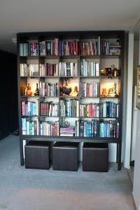 IKEA Hack: Randy's Girlfriend's Bookshelf