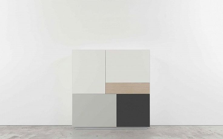 Pastoe - Vision Cabinets V701. Design: pierre mazairac, karel boonzaaijer