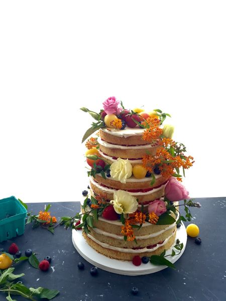 393 best Cakes images on Pinterest Desserts Flower cakes and