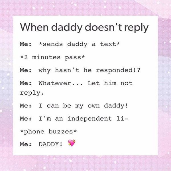 Submissive Little Girl (@daddy_jms_babygirl) • Instagram photos and... ❤ liked on Polyvore featuring daddy