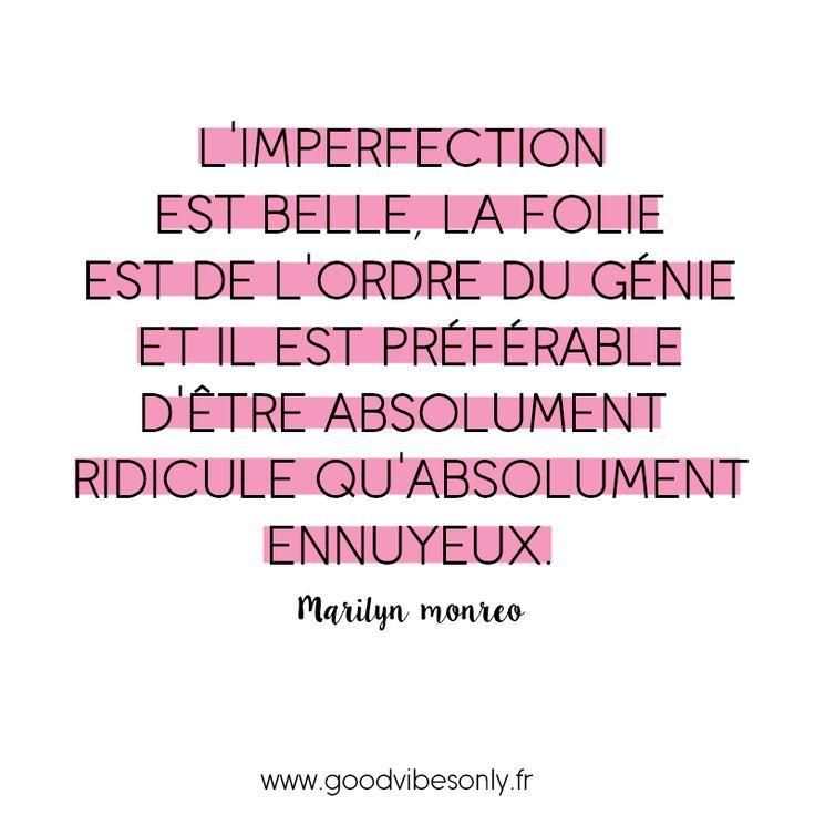 pensée positive, motivation, inspiration, citation positive. www.goodvibesonly.fr