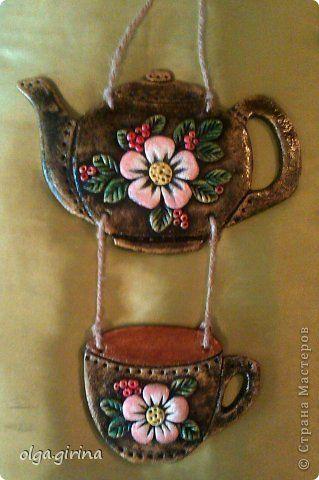 Здравствуйте,дорогие мастерицы,сегодня я к вам с чайной темой! фото 1