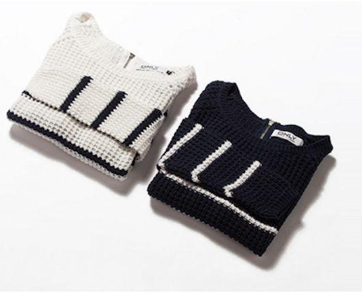 Black & white. Heerlijk wollen truien | Knitwear | www.miinto.nl