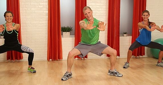 Kick Out the Jams and Torch the Fat With This Dance Workout Complete 8/26/14