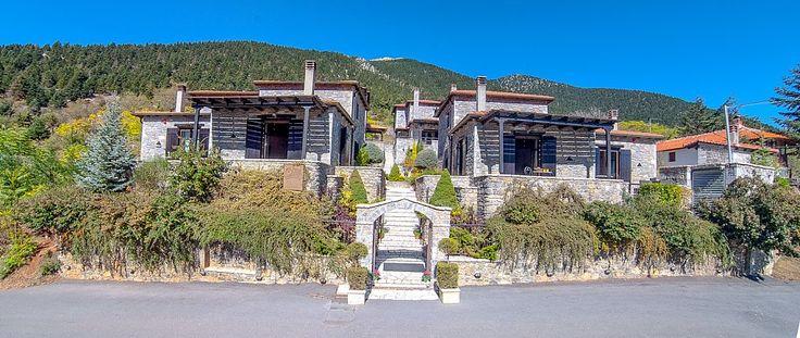 Ostra Menalon Luxury Suites full view