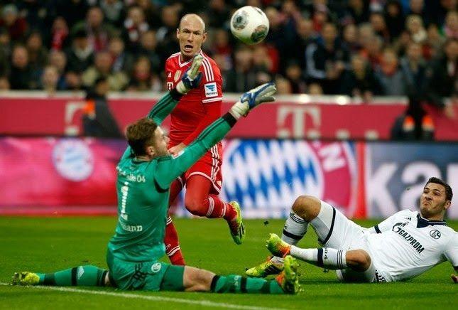 Blog Esportivo do Suiço: Bayern se aproveita do abalado Schalke e aplica goleada
