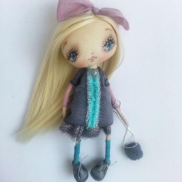 Оксана Дадиани ● Кукольных дел мастер ● Dollmaker