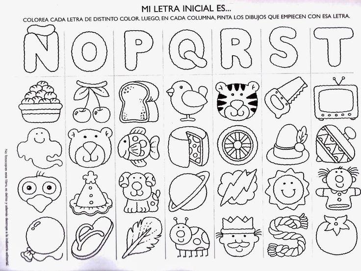 329 best alfabeto e som inicial images on Pinterest