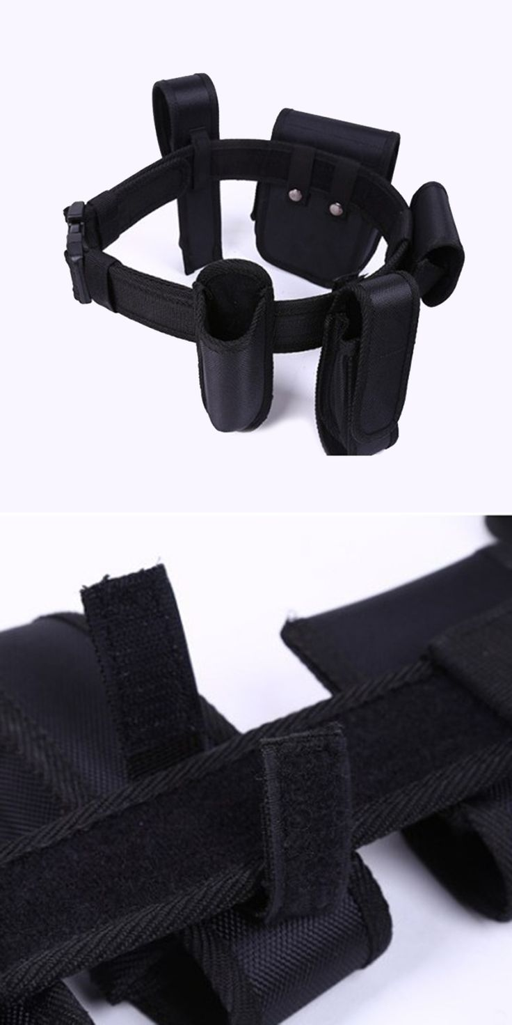 Tactical Belt Special Forces Police Duty Belt SWAT Army Militar Train Guard Utility Kit Tactical Gear Combat Survival Waistband
